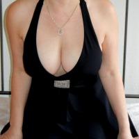 Medium tits of my wife - Mailon