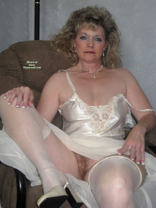 Pic #1 - More Blonde & Sexy Wife , Ok I Confessed And Shown Her The Last Contri. She Did Not Kill Me. Infact She Was Flattered At The Comments. Here Is More Photos With Her Permission. Please Vote And Leave Comments.<br />My Wife Is Still Beautifull At 50