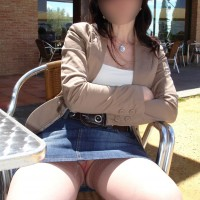 Lips - Public Exhibitionist, Public Place