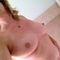 My very small tits - megan