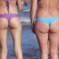 Colas Argentinas - Beach