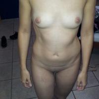 Very small tits of my ex-girlfriend - Sarah