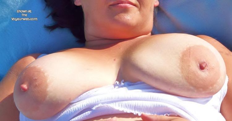 Pic #1My large tits - me4u