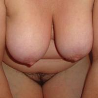 Large tits of my wife - carolina