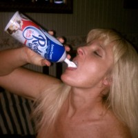 Lick My Whipped Cream - Blonde