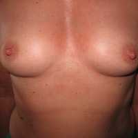 Small tits of my wife - Diane
