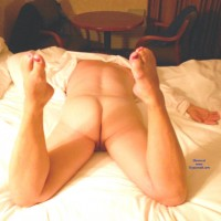 58 y/o Wife in Hotel Waiting on Room Service Pt. 2 - Wife/Wives, Bush Or Hairy