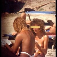 Capocotta Beach Near Rome Again