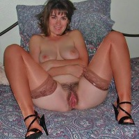Large tits of my ex-girlfriend - AmyK