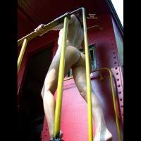 Caboose On A Caboose - Naked Girl, Nude Amateur