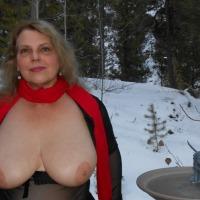 My very large tits - Fun Girl