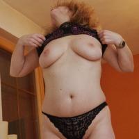 Medium tits of my wife - kris
