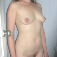 Very small tits of a co-worker - Tomand
