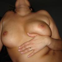 Large tits of a neighbor - busybug
