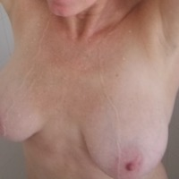 Large tits of my wife - Bumpette