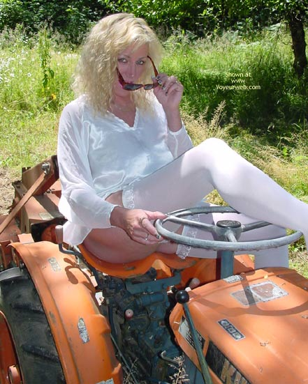 Pic #1 - Tractor Woman