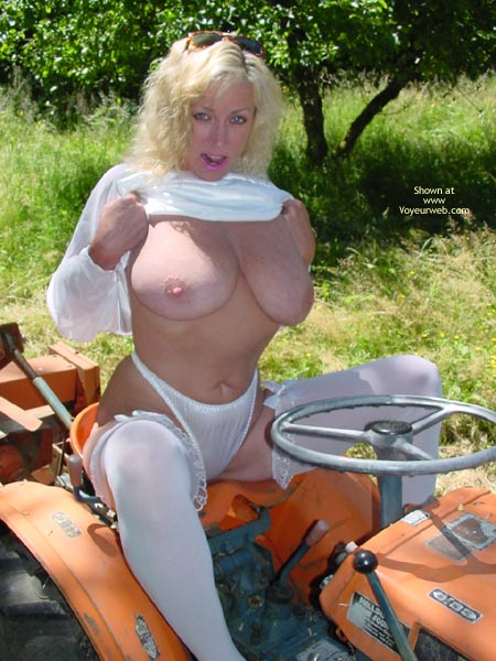 Pic #3 - Tractor Woman