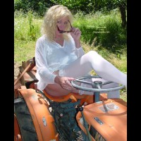Tractor Woman