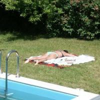 Deprincess Day At Pool 1