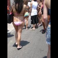 Sexy Pink Bikini Butt!!!!!