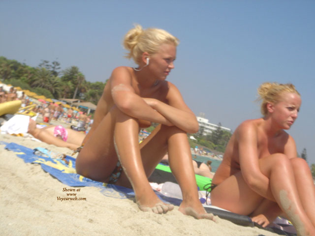 Pic #1 - Aya Napa - Beach Beauties , At Nissi Beach In AYA NAPA CYPRUS ... SUMMER 2007