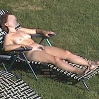 My Wife Tanning Nude