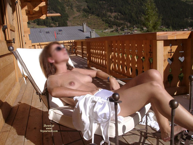 Pic #1 - Girl Friend Under The Sun , No Comment From My Part.. Just Waiting For Yours After Enjoying These Nice Boobs<br />