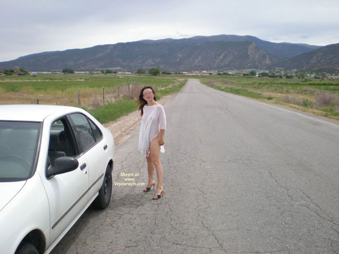 Pic #1 - Out And About , We Decided To Head Out For A Drive On Such A Beautiful Day