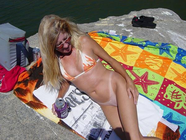 Pic #2 - Cali In And Out Of Bikini