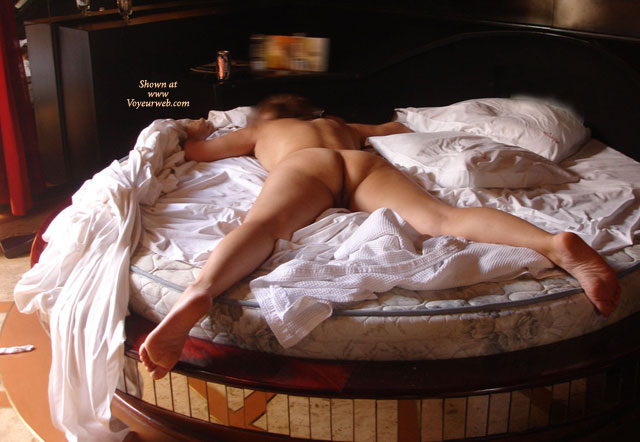Pic #1 - Nude Spread Eagle On Round Bed - Spread Legs, Naked Girl, Nude Amateur , Passed Out, Soles Of Feet, Face Down On Round Bed, Nude Face Down On Round Bed, Butt On A Bed, Lying Face Down