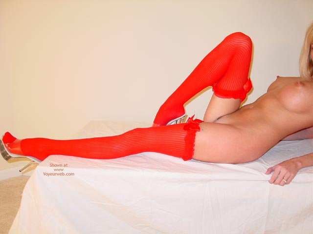 Pic #1 - Summergirl Red Thighs Duex