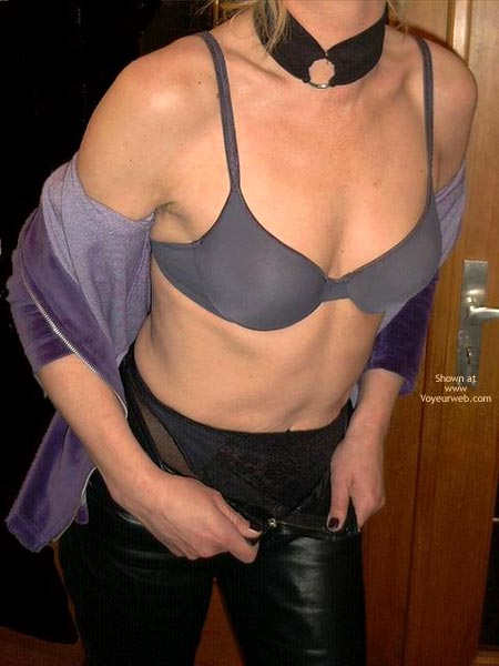 Pic #5 - Anni Lilac And Black