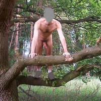 M* Molestia Nude in Nature