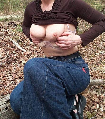 Pic #2 - Cindy In The Woods