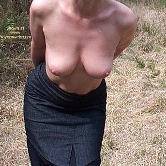 Pic #5 - Cindy In The Woods