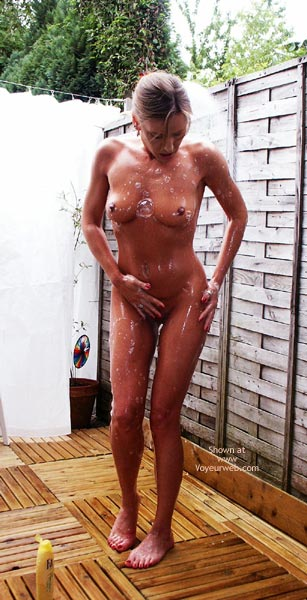 Pic #3 - Susy Rocks Outdoor Shower