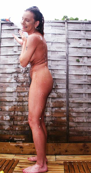Pic #8 - Susy Rocks Outdoor Shower