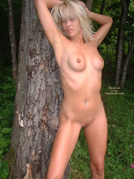 Pic #3 - Nikkie Enjoys The Outdoors