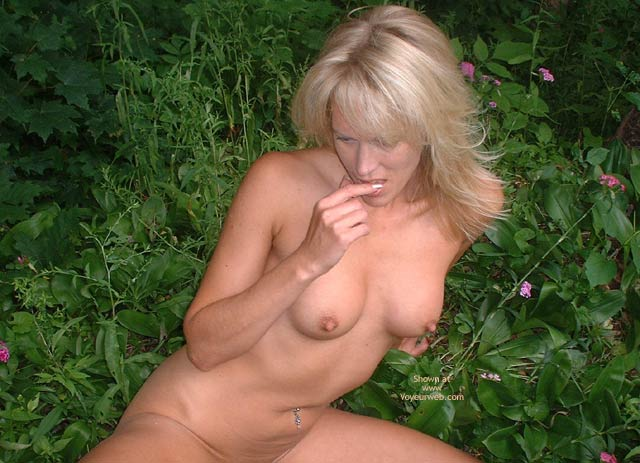 Pic #6 - Nikkie Enjoys The Outdoors
