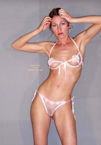 Pic #1 - Juliette In Pink Panties