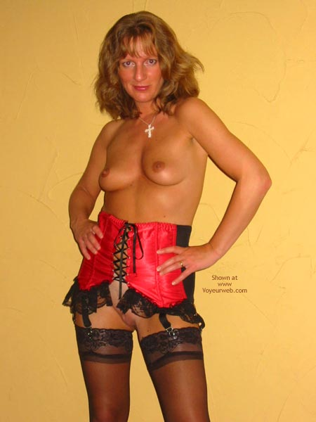 Pic #1 - Saucyminx In Red