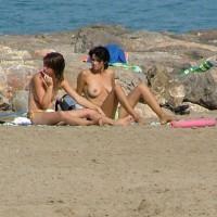Spanish Beach Girls 5 Part 1