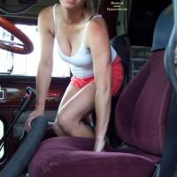 Missouri Farmwife-cleanin Hubby's Truck