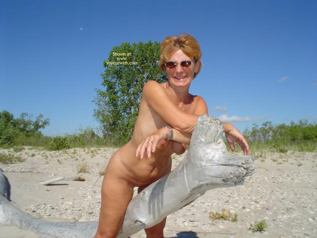 Pic #5 - Canadian Beach 57 Yr Old Wife