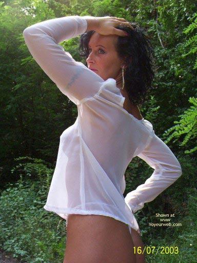 Pic #1 - Vicki From Slovakia White