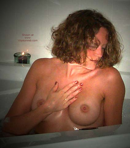 Pic #2 - HML In The Jacuzzi