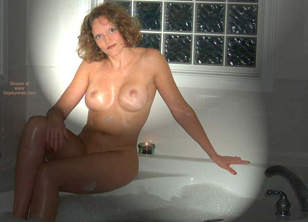 Pic #3 - HML In The Jacuzzi