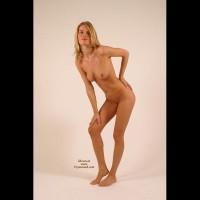 Naked Girl Posing - Blonde Hair, Naked Girl, Nude Amateur