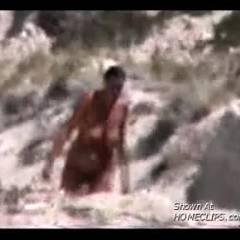 British Girls On A Greek Beach