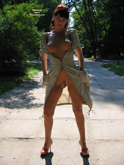 Flashing Boobs And Pussy On A Road - Firm Tits, Flashing, Hairy Bush, Landing Strip, Red Hair, Naked Girl, Nude Amateur , Green Mid-length Dress, Pantyless, Orange Stiletto Open Toed Shoes, Red Hair Ribbons, Nude Under Her Dress, Showing Trimmed Bush With Landing Strip, Flashing Large Tits, Firm Tits With Puffy Nips